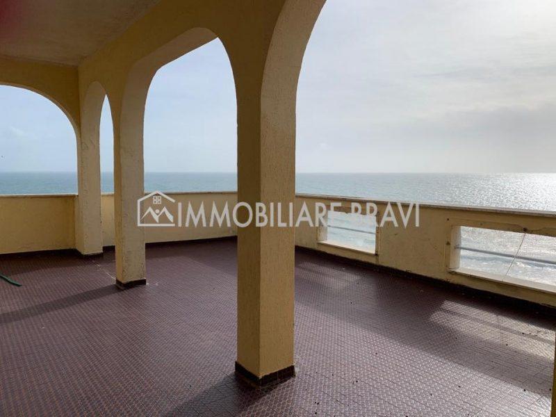 Attico in affitto estivo in Via della Libertà Santa Marinella - Agenzia Immobiliare Bravi