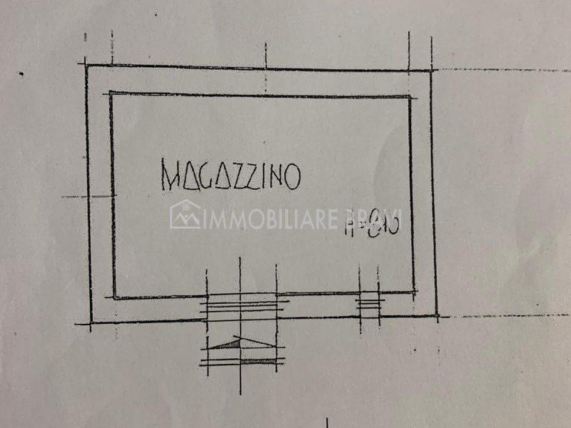Casa indipendente con terreno in zona sud Grottacce - Agenzia Immobiliare Bravi